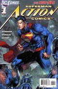 Action Comics (2011 2nd Series) 1B