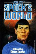 Star Trek Spock's World HC (1988 Novel) 1-1ST