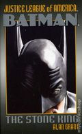 Justice League of America Batman The Stone King PB (2002 Pocket Books Novel) 1-REP