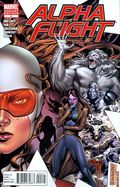 Alpha Flight (2011 Marvel) 4B