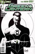 Green Lantern (2011 4th Series) 1B