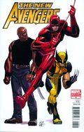 New Avengers (2010 2nd Series) 16B