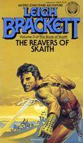 Reavers of Skaith PB (1976 Del Rey Novel) 1-1ST
