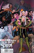 X-Men Schism (2011 Marvel) 4B