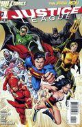 Justice League (2011) 1F