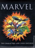 Marvel The Characters and Their Universe HC (2004 Barnes & Noble) 2nd Edition 1-REP