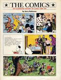 Comics An Illustrated History of Comic Strip Art HC (1974 1st Edition) 1-1ST