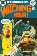 Witching Hour (1969 DC) Mark Jewelers 37MJ