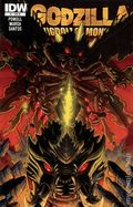 Godzilla Kingdom of Monsters (2011 IDW) 7B