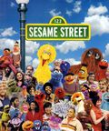 Sesame Street A Celebration 40 Years of Life on the Street HC (2011) 1B-1ST