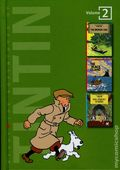 Adventures of Tintin HC (2009 New Edition) 2-REP