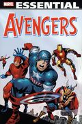 Essential Avengers TPB (2011- Marvel) 3rd Edition 1-REP