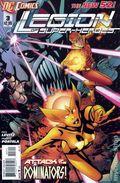 Legion of Super-Heroes (2011 7th Series) 3