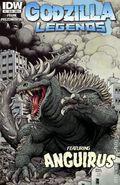 Godzilla Legends (2011 IDW) 1A