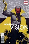 Avengers Origins Vision (2011) 1