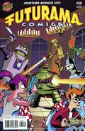 Futurama Comics (2000 Bongo) 58