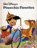Walt Disney's Pinocchio Favorites HC (1973) 1-1ST