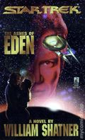 Star Trek The Ashes of Eden PB (1996 Pocket Novel) 1-1ST