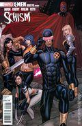 X-Men Schism (2011 Marvel) 5B