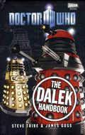 Doctor Who The Dalek Handbook HC (2011 BBC) 1-1ST