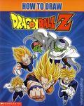 How to Draw Dragon Ball Z SC (2001 Scholastic) 1-1ST