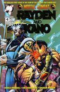 Mortal Kombat Rayden and Kano (1995) 1B
