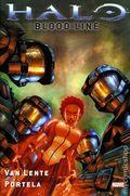 Halo Blood Line HC (2010 Marvel) 1-REP