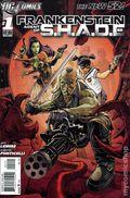 Frankenstein Agent of S.H.A.D.E. (2011) 1B