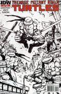 Teenage Mutant Ninja Turtles (2011 IDW) 1E