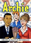 Archie Obama and Palin In Riverdale TPB (2011) 1-1ST