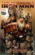 Invincible Iron Man TPB (2009-2013 Marvel) By Matt Fraction 7-1ST