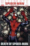 Ultimate Spider-Man Death of Spider-Man HC (2011 Marvel) 1B-1ST