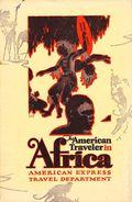 American Traveler in Africa 1928