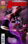Avengers (2010 4th Series) 18B