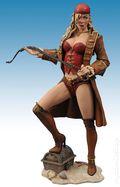 Femme Fatales: Calico Jack's Pirate Raider Anne Bonny PVC Statue (2011) ITEM#1