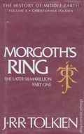 Morgoth's Ring The Later Silmarillion Part One HC (1993) 1-1ST