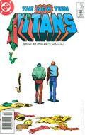 New Teen Titans (1980) (Tales of ...) Mark Jewelers 39MJ