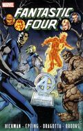 Fantastic Four TPB (2010-2013 Marvel) By Jonathan Hickman 4-1ST