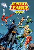 Justice League (2011) General Mills Presents 4U