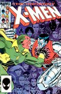 Uncanny X-Men (1963 1st Series) Mark Jewelers 191MJ