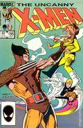 Uncanny X-Men (1963 1st Series) Mark Jewelers 195MJ