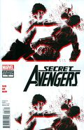 Secret Avengers (2010 1st Series) 18B