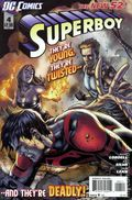 Superboy (2011 5th Series) 4