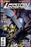 Legion of Super-Heroes (2011 7th Series) 4