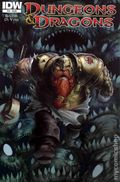 Dungeons and Dragons (2010 IDW) 14A