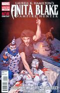 Anita Blake Circus of the Damned Scoundrel (2011 Marvel) 5