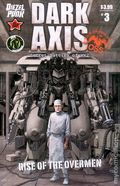 Dark Axis Rise of the Overmen (2011 Ape) 3