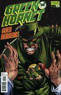 Green Hornet (2010 Dynamite Entertainment) Annual 2