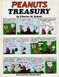 Peanuts Treasury HC (1968 Holt, Rinehart and Winston) 1-REP