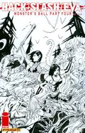 Hack Slash Eva Monster's Ball (2011 Dynamite) 4B